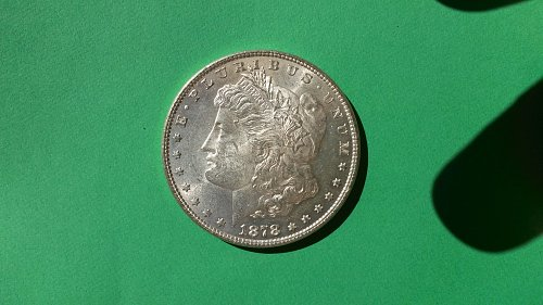"1878 7TF REV78 VAM79 ""OPEN NOSTRIL"" RARE"