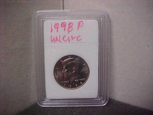 1998 D John F. Kennedy Half Dollar UC