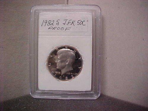 1982 S John F. Kennedy Half Dollar  Proof UC