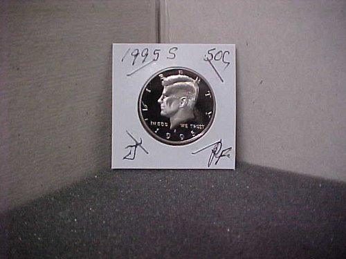 1995 S John F. Kennedy Half Dollar  Proof UC