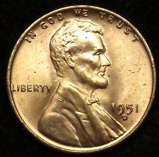 1951d   b/u penny