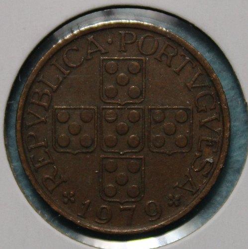 Portugal 1979 50 centavos
