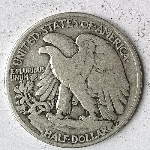 1940 P Walking Liberty Half Dollar - 6 Photos!