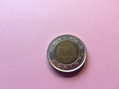 1997 HUNGARY 100 FORINT