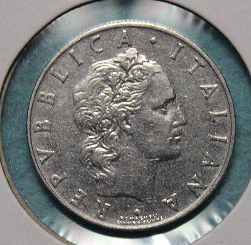Italy 1959R 50 lire