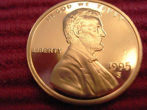 3-proof pennys 1995s,96s,97s