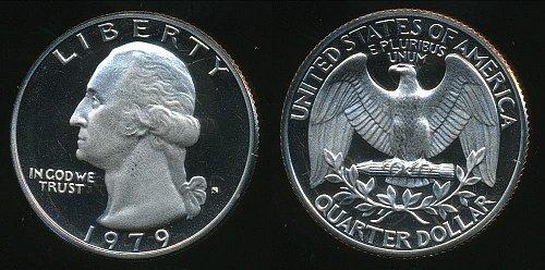 1979s proof quarter