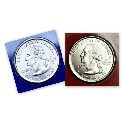 2-2011 quarters P&D mint (oklahoma)2.50