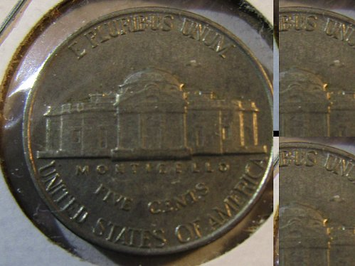 1940 Jefferson Nickel with some streps!!