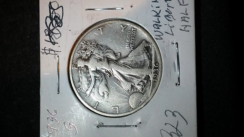 1936-s Walking Liberty half-dollar