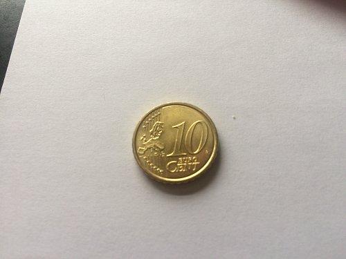 2009 10 CENT EURO