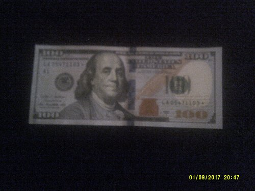 2009A $100.00 star note