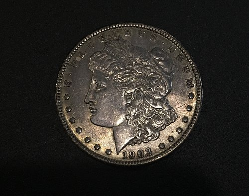 1903 Morgan Silver Dollar