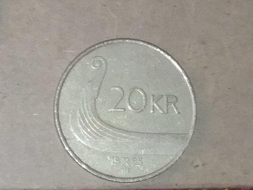 1995 20 kronor