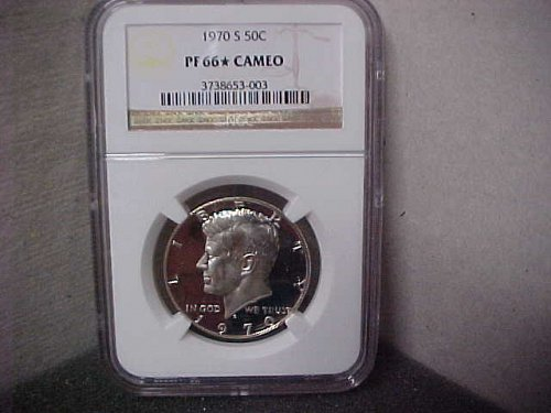1970S Kennedy Half Dollar NGC Graded