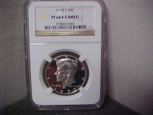 1970S Kennedy Half Dollar NGC Graded