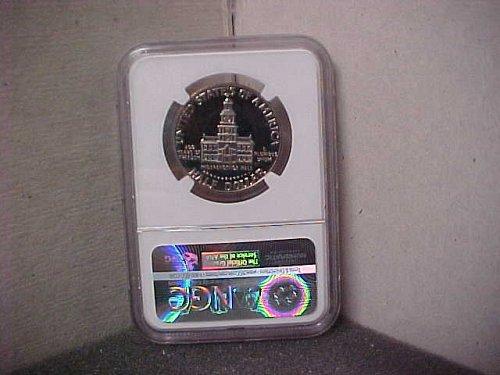 1776-1976 S Clad Kennedy Half Dollar Graded