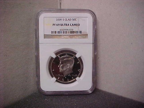 2009 S Kennedy Half Dollar NGC Graded