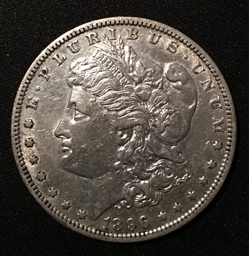 "1896 O Morgan Dollar ""Key Date"""