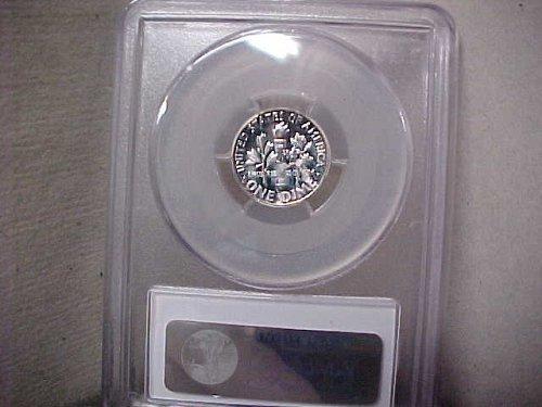 1959 10 Cent Roosevelt PCGS PR65 #6899 Silver
