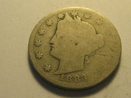 1883 with cents