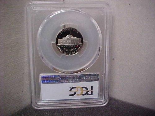 1993-S 5 Cent Jefferson PCGS PR69 DCAM #861