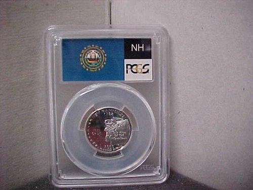 2000-S 25 Cent Washington PCGS PR69 DCAM #1500