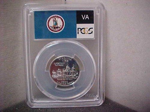 2000-S 25 Cent Washington PCGS PR69 DCAM #3294