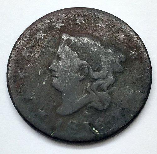 1816 Large Cent