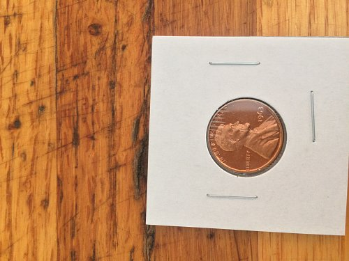 1963 P Lincoln penny PROOF