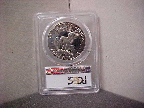 1977-S $1 Eisenhower Dollar PCGS PR69 DCAM #598