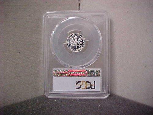 2015-S 10 Cent Roosevelt PCGS PR70 DCAM