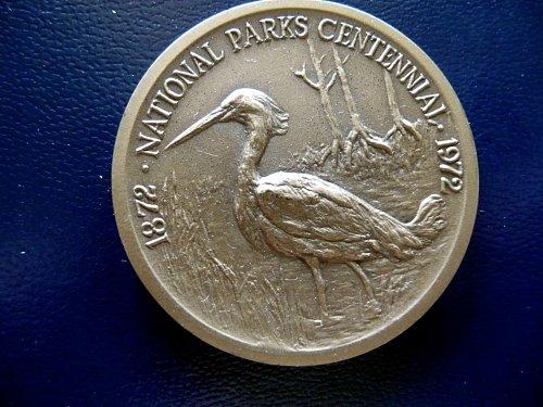 1972  Everglades National Parks  Centennial