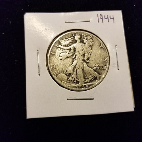 1944 Silver Walking Liberty Half Dollar