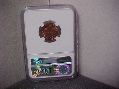 1970S Large Date 1C NGC MS64 RD #007
