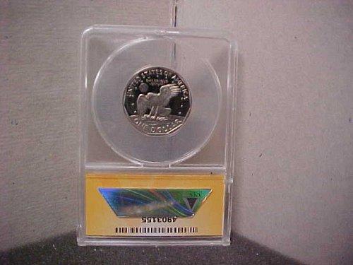 1980S $1 Susan B. Anthony PF69 DCAM ANACS  #3155