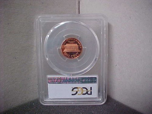 2007S 1C PCGS PR69 RD DCAM #7813