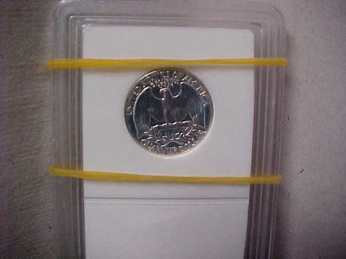 1958 25C Silver Washington Proof