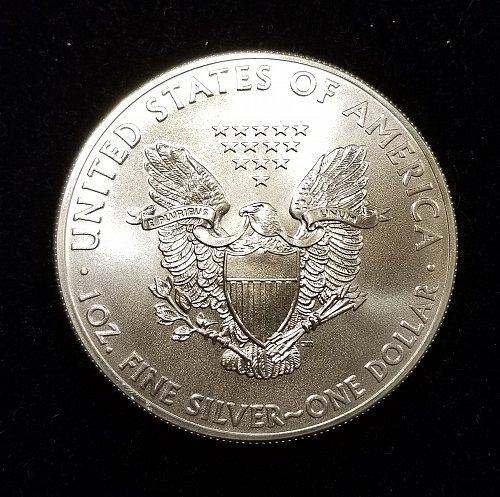 2014 Silver American Eagle 002