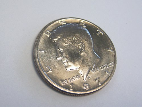A PROOF LIKE 1971 D...K H D .....THIS COIN SPEAKS FOR ITSELF.....