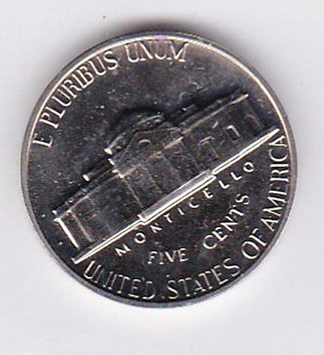 1968 S Jefferson Nickel  PROOF