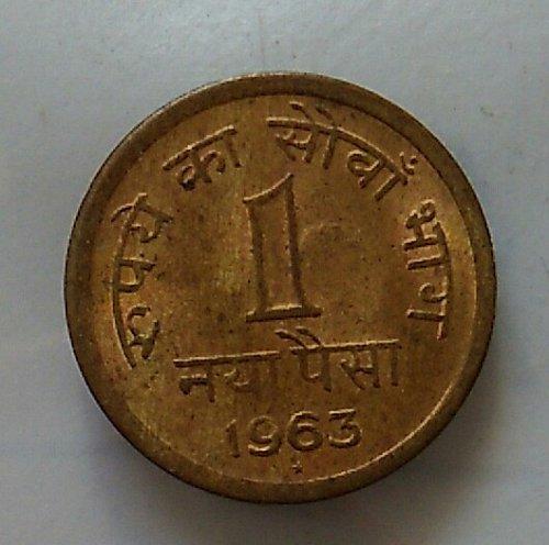 India 1963..