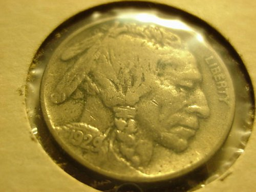 1929s and 1930s nickels