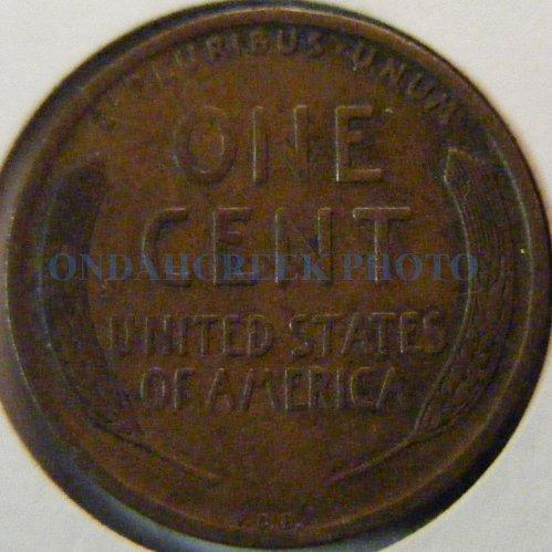 1909 VDB Lincoln Cent Fine