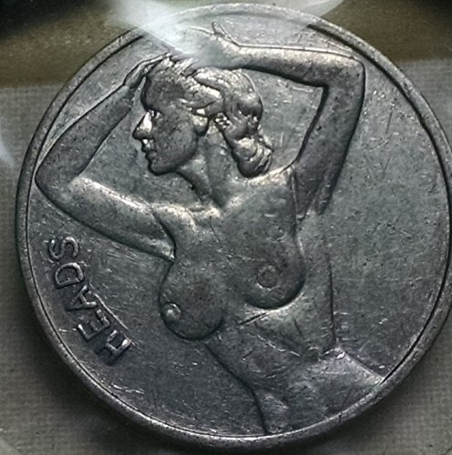 Heads Tails Coin