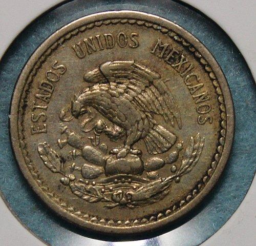 Mexico 1937 5 centavos