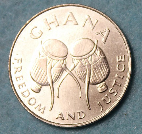 Ghana 1999 50 Cedis