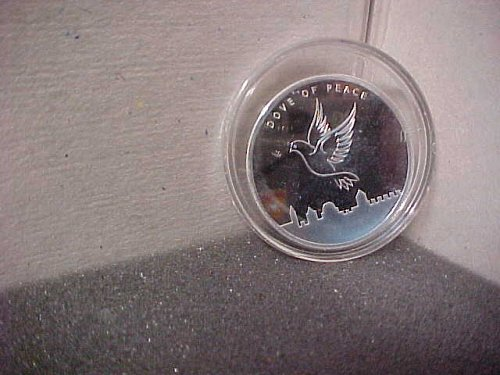 Silver Round 1oz .999 Fine Silver The Holy Land Mint Secondary Market