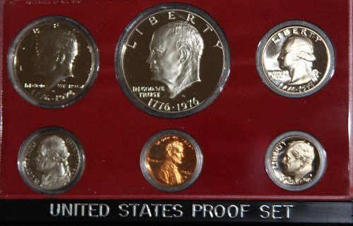 COLLECTIBLE 1976-S PROOF SET ORIGINAL FROM MINT....