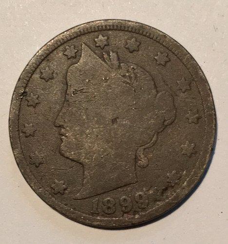 1899 V-Nickel